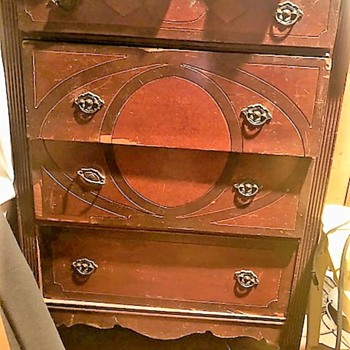 Old Dresser - planning to restore - Furniture