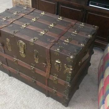My first trunk! - Furniture
