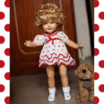Shirley Temple Makeover - Dolls