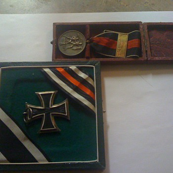 German Military Medals - Military and Wartime