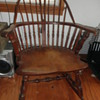 small house rocking chair
