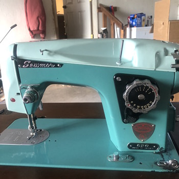 Sewmor 620  - Sewing
