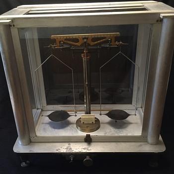 Vintage Seederer-Kohlbusch (SeKo) Analytical Balance - Tools and Hardware