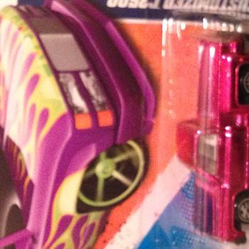 Hot wheels mispackaged