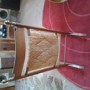 Mystery Rush Rocker - Furniture
