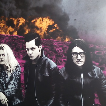 "The Dead Weather"" Dodge And Burn"" - Records"