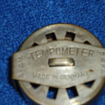tempometer made in germany - Tools and Hardware