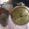 """Laddie Athlete"" Football Pocket Watch"