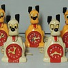 PLUTO ELECTRIC ANIMATED CLOCKS