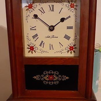 My Grandmother's Seth Thomas Clock - Clocks