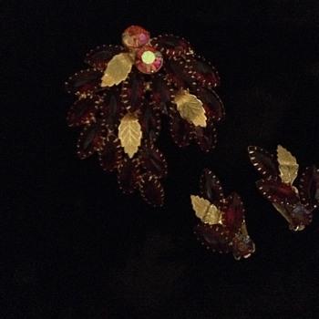 Juliana set? - Costume Jewelry