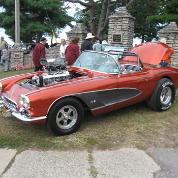 28th Annual Olcott Beach NY Car Show Today - Classic Cars