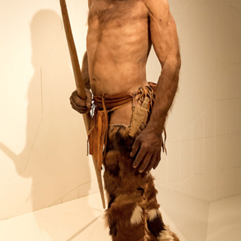 A Living Relative of Otzi Iceman? - Paper