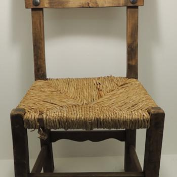 Cromwellian Chair - Furniture