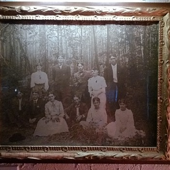 Old Family Photo - Photographs