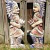 Wooden Cigar Indians