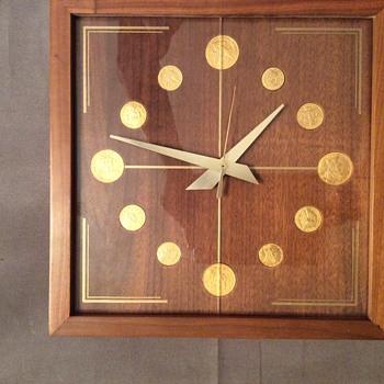 Marion Kay custom no. 102 - Clocks