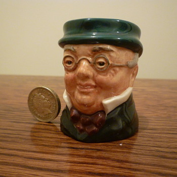 Mr Pickwick, Royal Doulton - China and Dinnerware