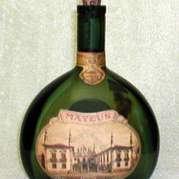 1960's - Mateus Sogrape Wine Bottle - Bottles