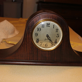 Classic Style Sessions Mantle Clock (# 8367)