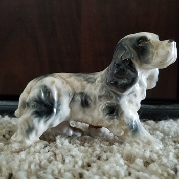 Spaniel pepper shaker - Animals