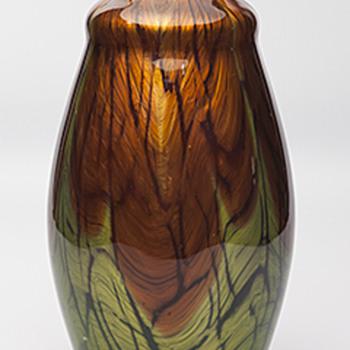 Loetz Ausführung 146 rot - Art Glass