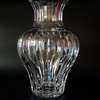 Waterford Vase - Glassware