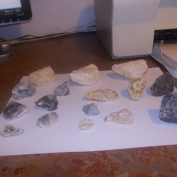 Some more of the rocks that were uncovered - Fine Jewelry