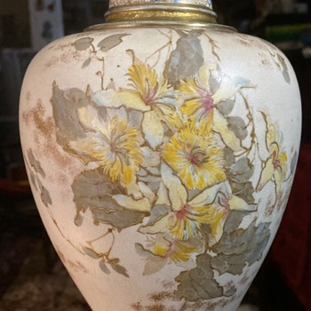 Minton Lamp - Asian
