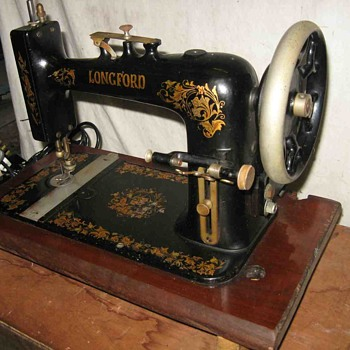 Longford (New Home) Sewing Machine