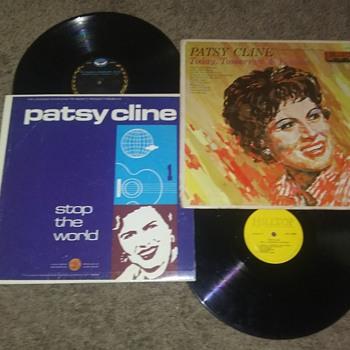 MISS PATSY CLINE - Records