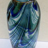 RARE - HARRACH - MORAVIA - GLASS VASE