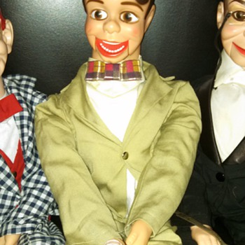Jimmy Nelson's Danny O'Day - Toys