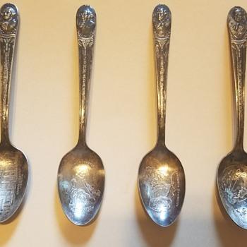 Presidential Spoons