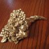 Allessandro Magrino...... Horn of Plenty Cornucopia Signed