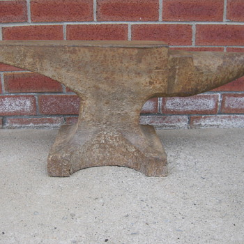 Nice, Old Anvil - Tools and Hardware