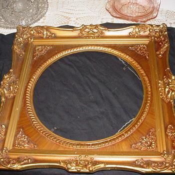 Antique Picture Frame - Fine Art