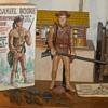 "Marx Daniel Boone 12"" Figure 1965"