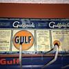 1930's Gulfpride oil can.