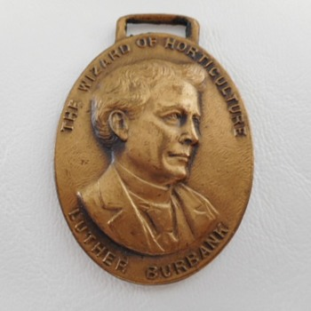 Luther Burbank Pocket Watch Fob - Pocket Watches