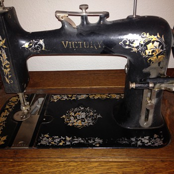 victory sewing machine