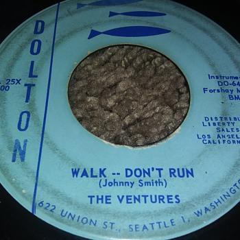 The Ventures...On 45 RPM Vinyl - Records