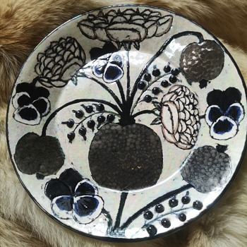 Birger Kaipiainen for Arabia Finnland - Pottery