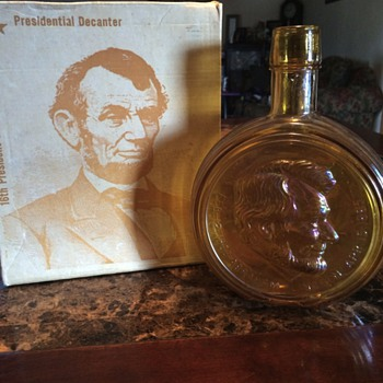 Honest Abe Decanter