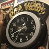 Post - WWII RCA Victor Neon Wall Clock