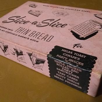 Slice-A-Slice for Your Next Bridge Party!  - Kitchen