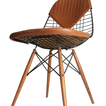 Early Eames dowel chair. - Furniture