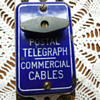 Before The Telephone, There Was Western Union & Postal Telegraph