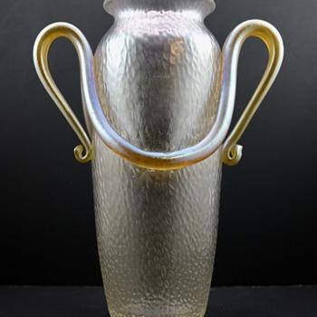 Loetz Candia Martele Ausführung 79, PN II-6470, ca. 1909 - Art Glass