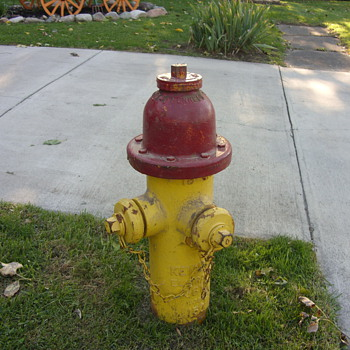fire hydrant - Firefighting
